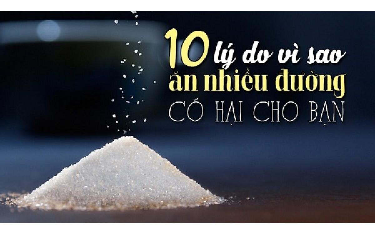 10 chất tạo ngọt tự nhiên thay thế cho đường vô cùng an toàn, tốt cho sức khỏe