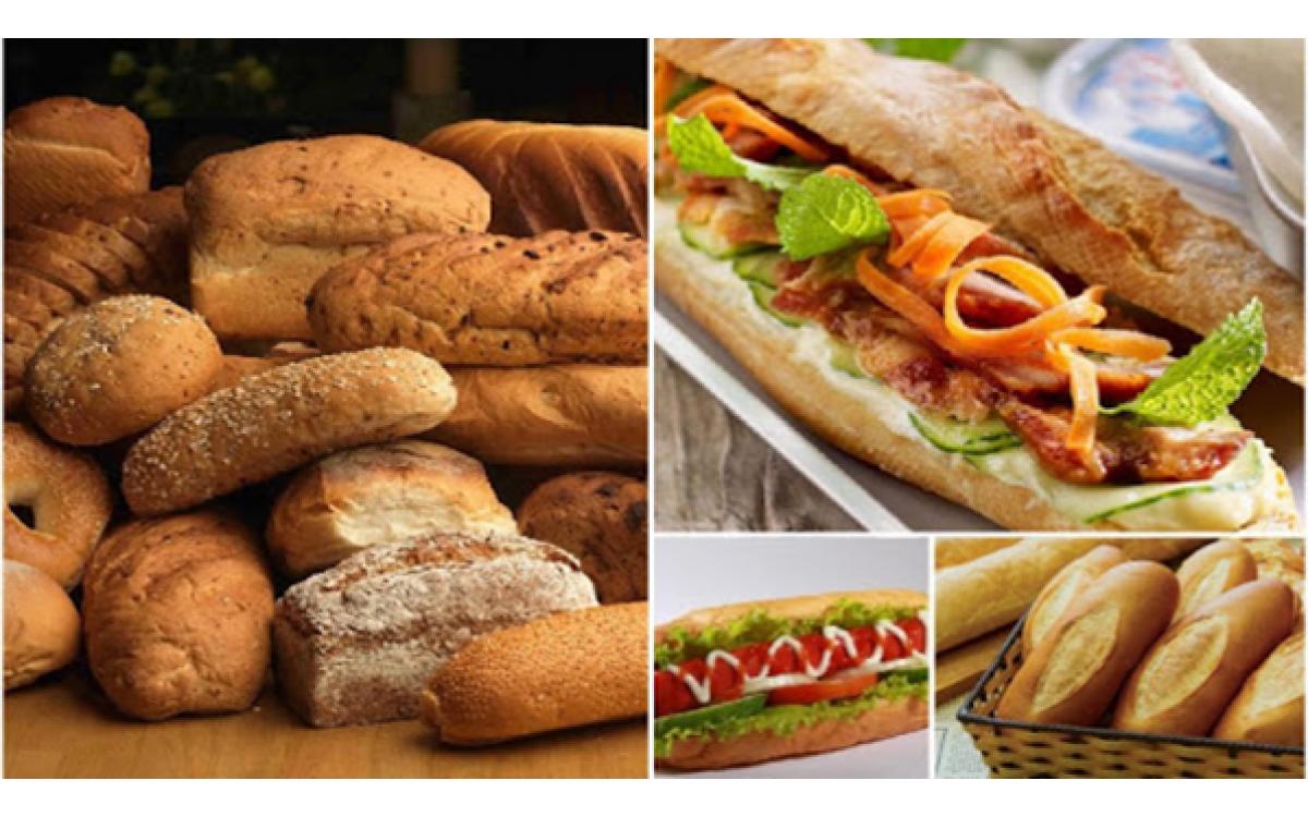 Bánh mì homemade
