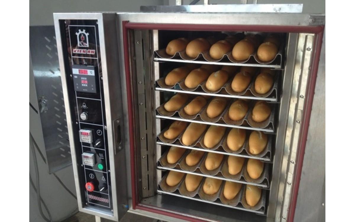 máy móc làm bánh