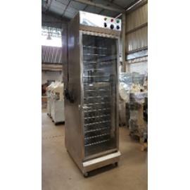 Tủ ủ nóng  1 cửa để 16 mâm